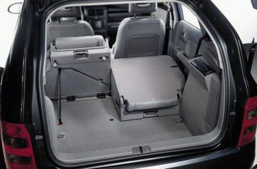 Снимка на багажника на AUDI A2