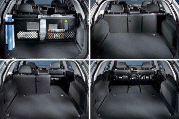 Снимки на багажника на Opel H Caravan