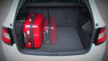 Снимка на багажника на Skoda Fabia Automatic