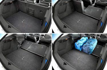 Снимки на багажника на OPEL ASTRA HATCHBACK