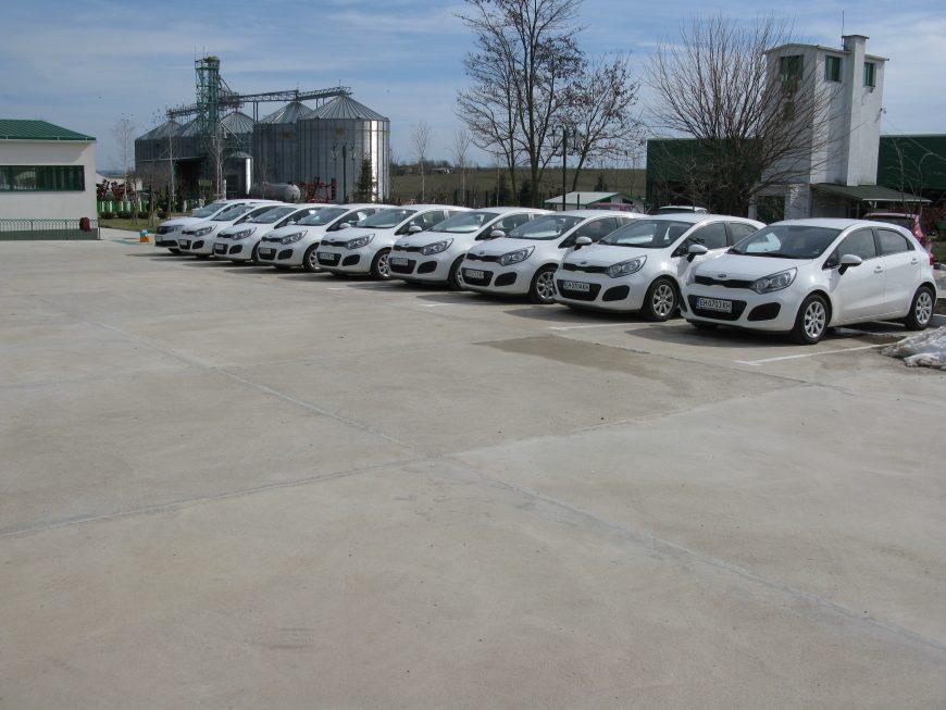 Снимка на наличните коли под наем на Rent and Go