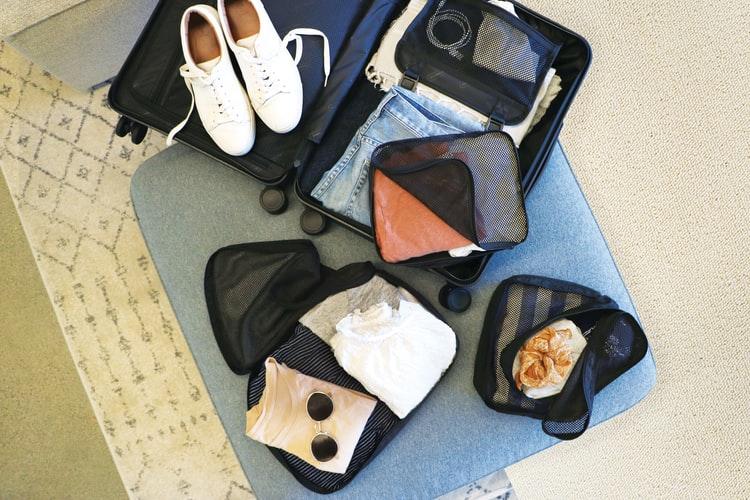 багаж в куфар