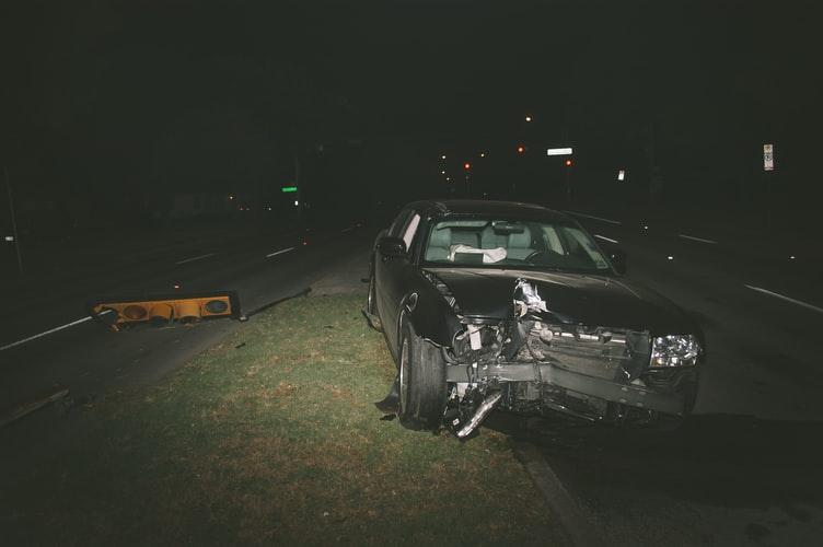 катастрофирала кола